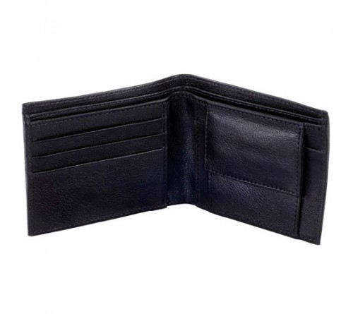 Name Printed Mens Wallet