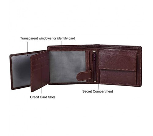 Classic Brown Combo Gift Set For Men