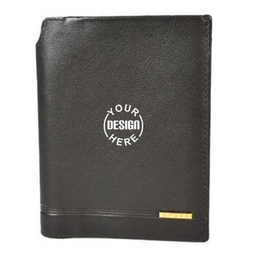 Cross Classic Century Passport Wallet Brown