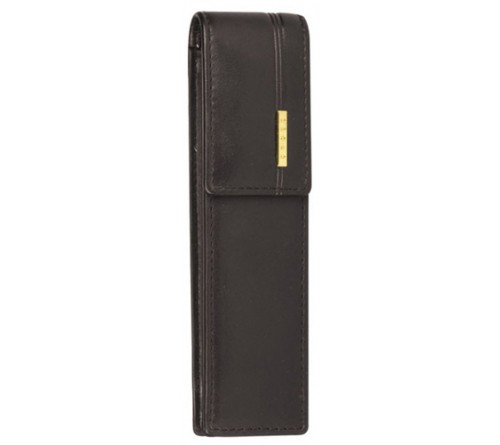 Cross Genuine Leather Double Pen Case