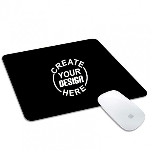 Rectangle Mouse Pad Black