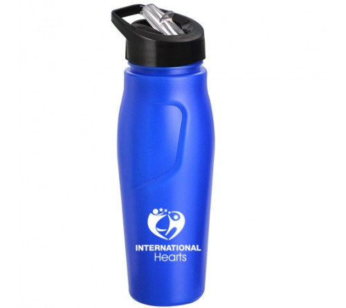 Angel Water Bottle Blue
