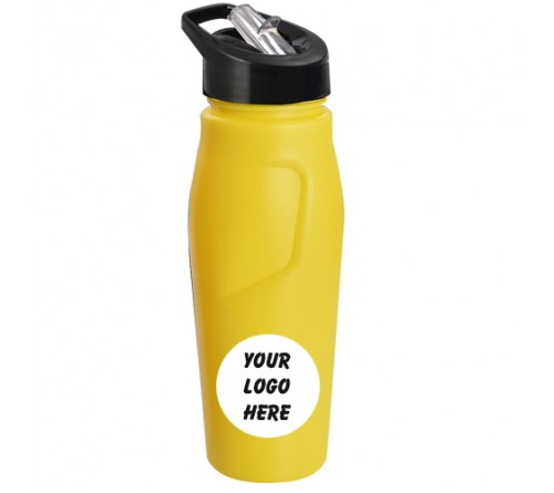 Angel Water Bottle Yellow