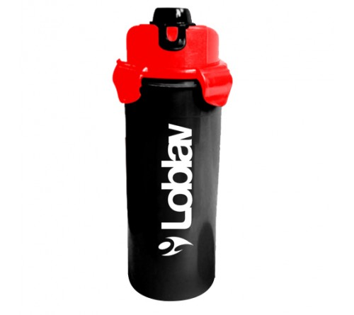 Sports Shaker With Lock Yellow
