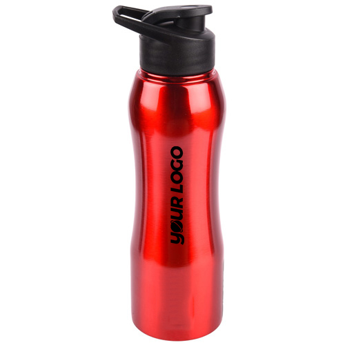 Electra Flip Stainless Steel Sports Bottle-750ml Bpa Free