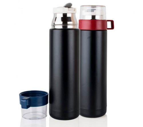 Gothic Stainless Steel Hot N Cold Bottle-500ml