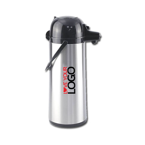Airpot Vacuum Flask with Glass Liner