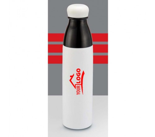 Pearl Double Cap Vacuum Bottle