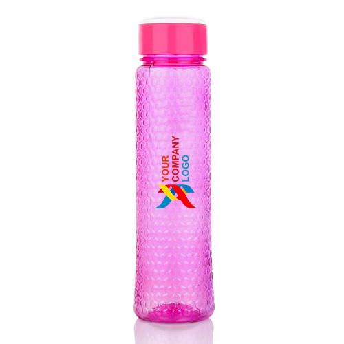 Slim water bottle for ladies bag