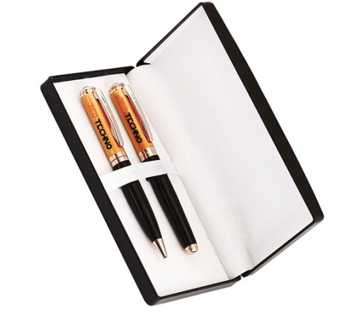 Luxury Roller Metal Ball Pen Set