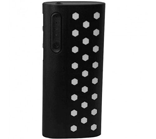 Dot Style Surface Pattern Power Bank
