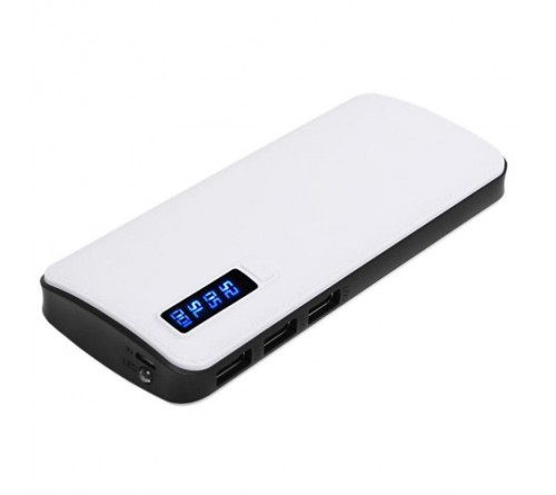 Dual Color Power Bank with Polymer Battery