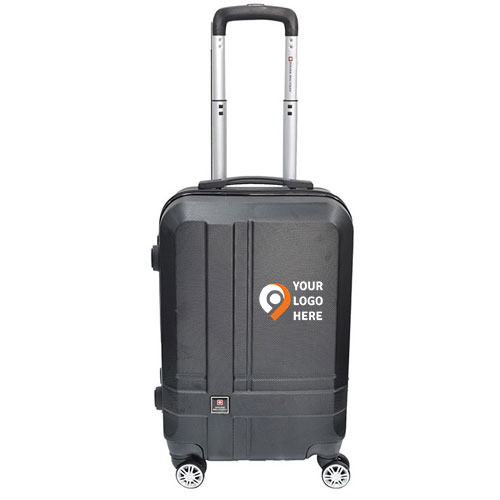 Swiss Military 20 Inch Trolley bag with USb Charging Port