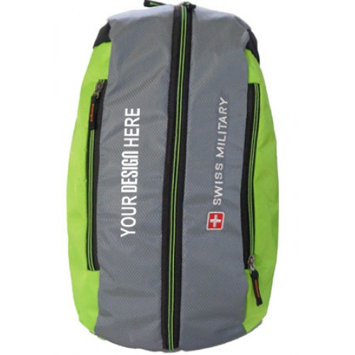 Swiss Military Duffle Cum Backpack