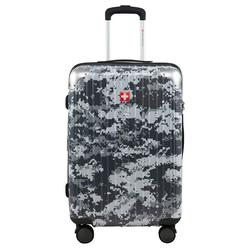 Swiss Military Evolution2 Camouflage Hard Sided Luggage