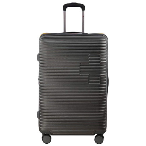 Swiss Military Evolution Series Grey Hard Sided Luggage