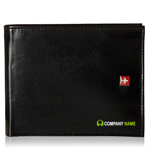Swiss Military Genuine Leather Wallet LW1