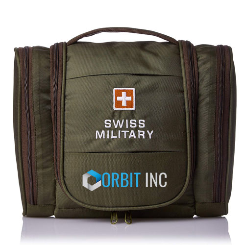 Swiss Military Pluto Toiletry Bag