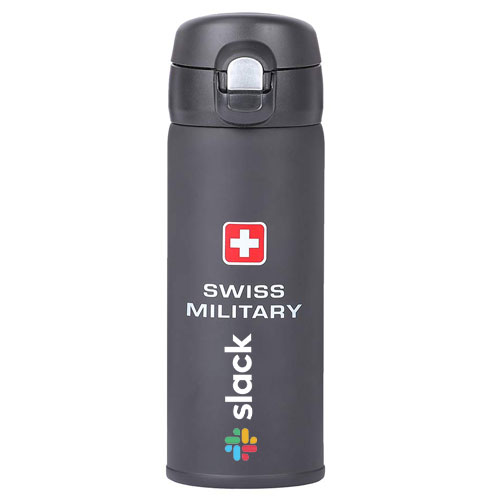 Swiss Military Stainless Steel Vacuum Flask