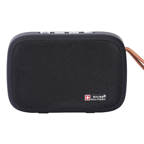 Swiss Military Mini Portable Bluetooth Speaker