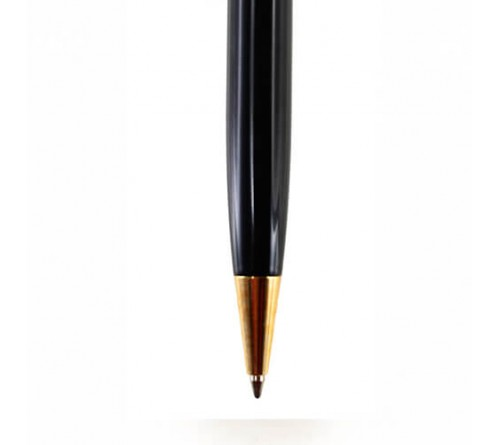 Titanium Plus Gold Plated Swiss Military Ball Pen