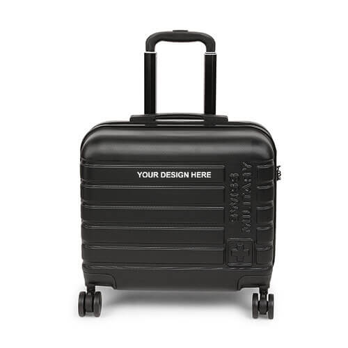 Swiss Military Laptop Overnighter Trolley Bag