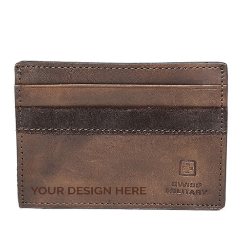 Swiss Military Genuine Leather Wallet LW14