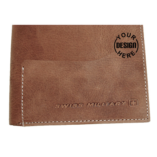 Swiss Military Genuine Leather Wallet