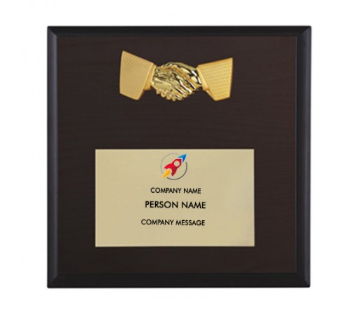 Custom Business Gift Plaque