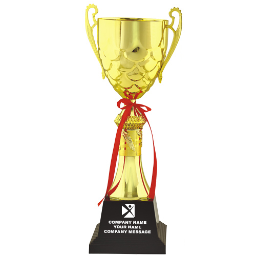 Economy Metal Cup Trophy