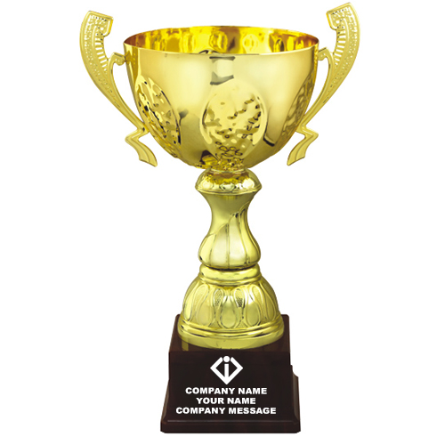 High Quality Metal Cup Trophy