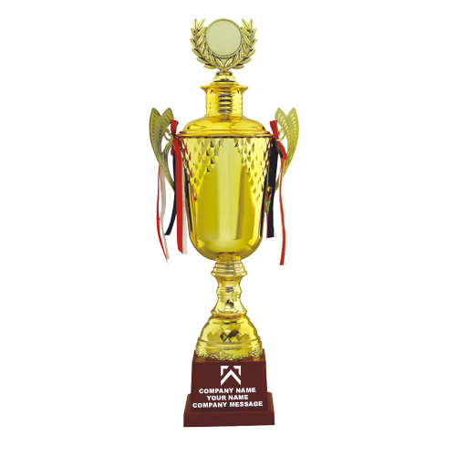 Luxury Metal Trophy Cup