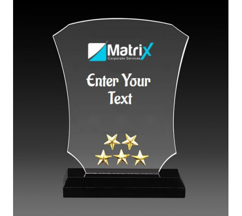 Personalized Acrylic Trophy