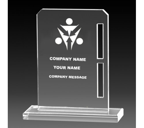 Promotional Acrylic Trophy