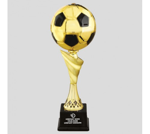Golden Ball Customized Trophy IT-3520