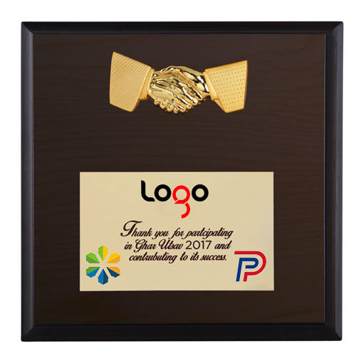 Custom Business Plaque