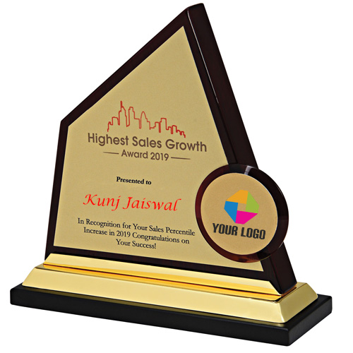 Economical Awards Plaque