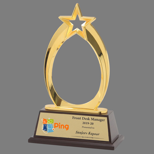 Gold Star Trophy