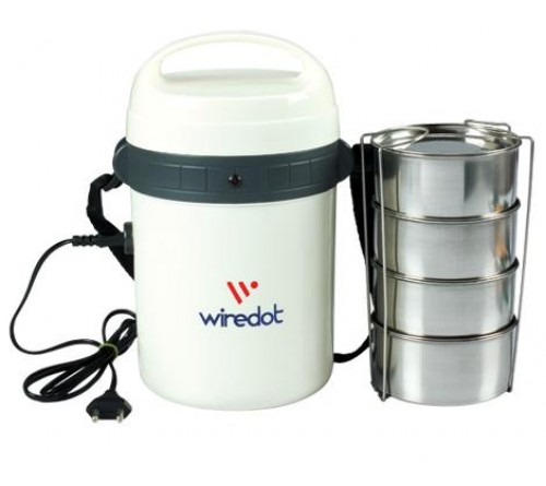 Jumbo Electric Tiffin