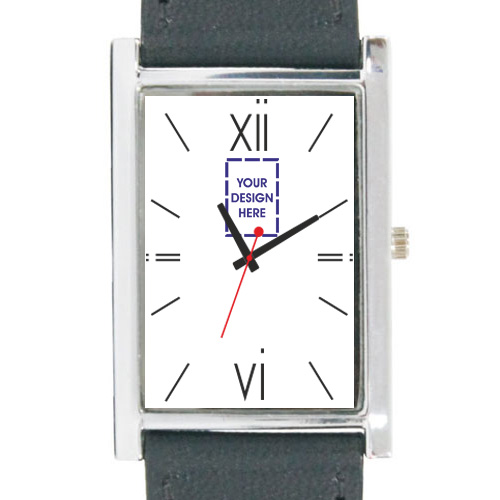 Rectangle Wrist Watch