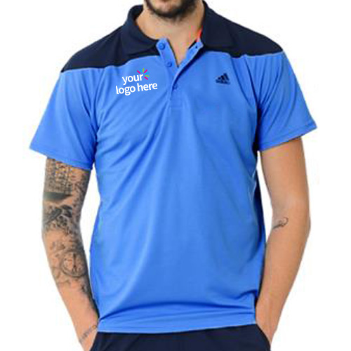 Adidas Personalized Dual Tone Polo T-Shirts