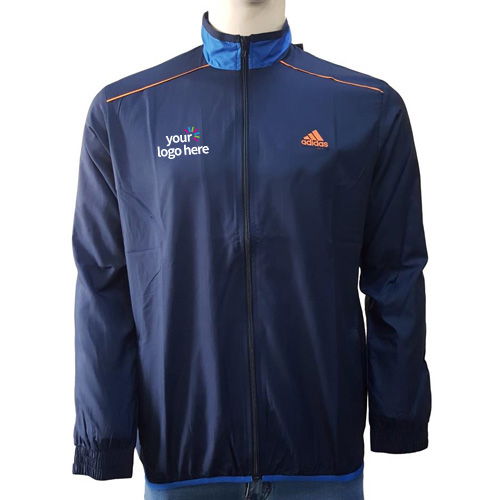 Adidas Personalized Tracksuit Back Strips