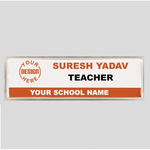 Teachers Badges
