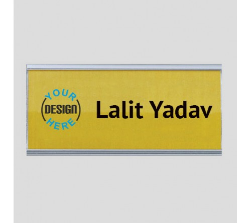 Employee Name Badge
