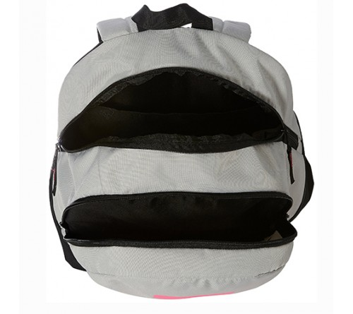 Personalized Puma Grey Violet and Fluo Pink Casual Backpack