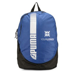 Personalized Puma Mazaring Blue Black Backpack