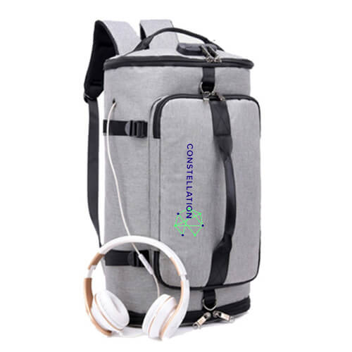 3 in 1 Laptop Backpack Duffel bag with Sling Bag