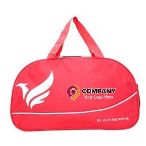 D-Shape Blackberry Travel Bag