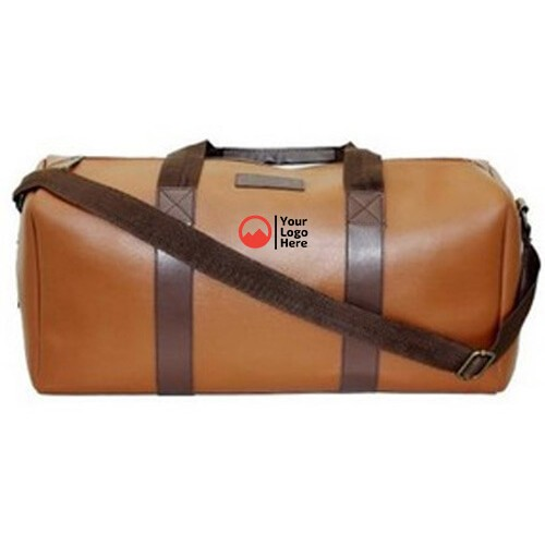 Blackberry Brown Color Travel Bag