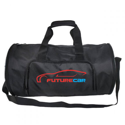 Customized Folding duffel bag